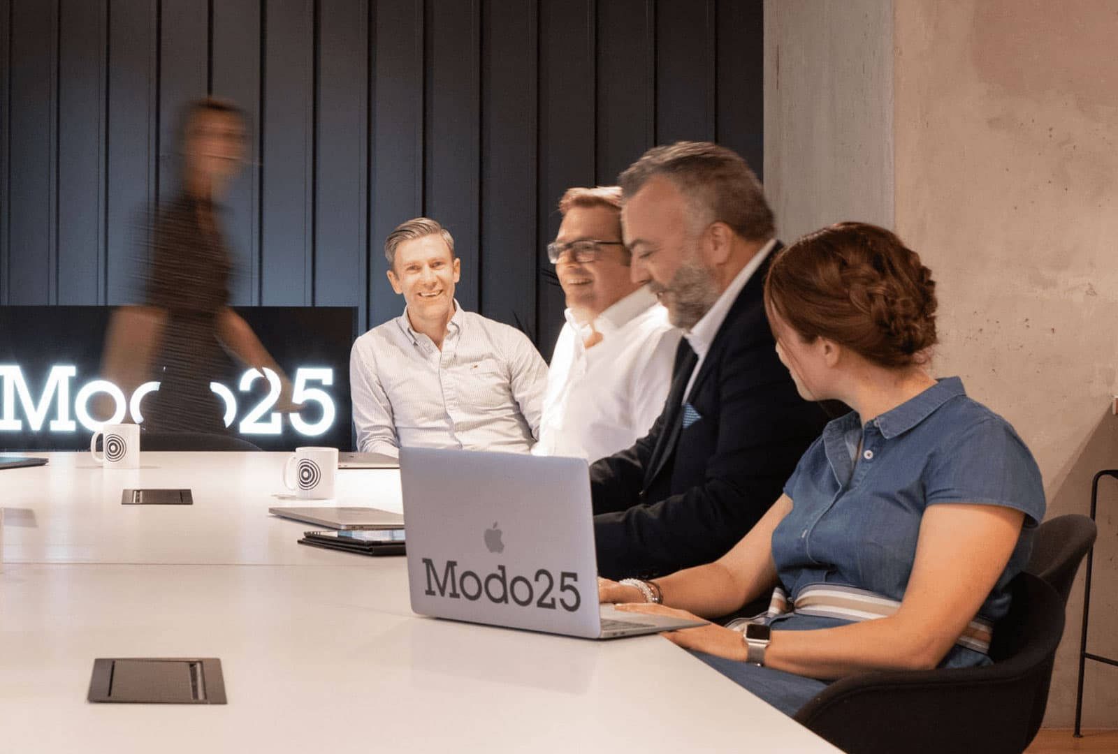 Training & Digital Strategy - Modo25