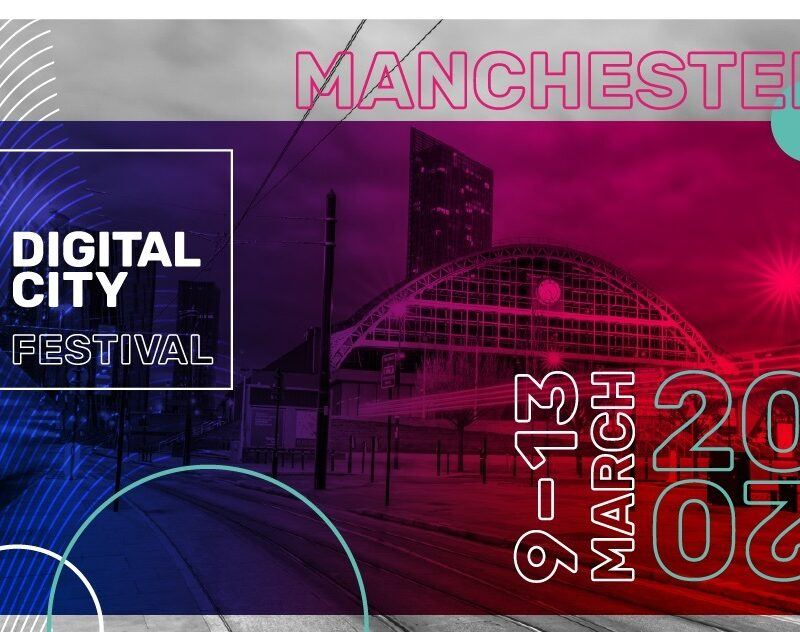 2020 Digital City Expo at Manchester Central - Modo25