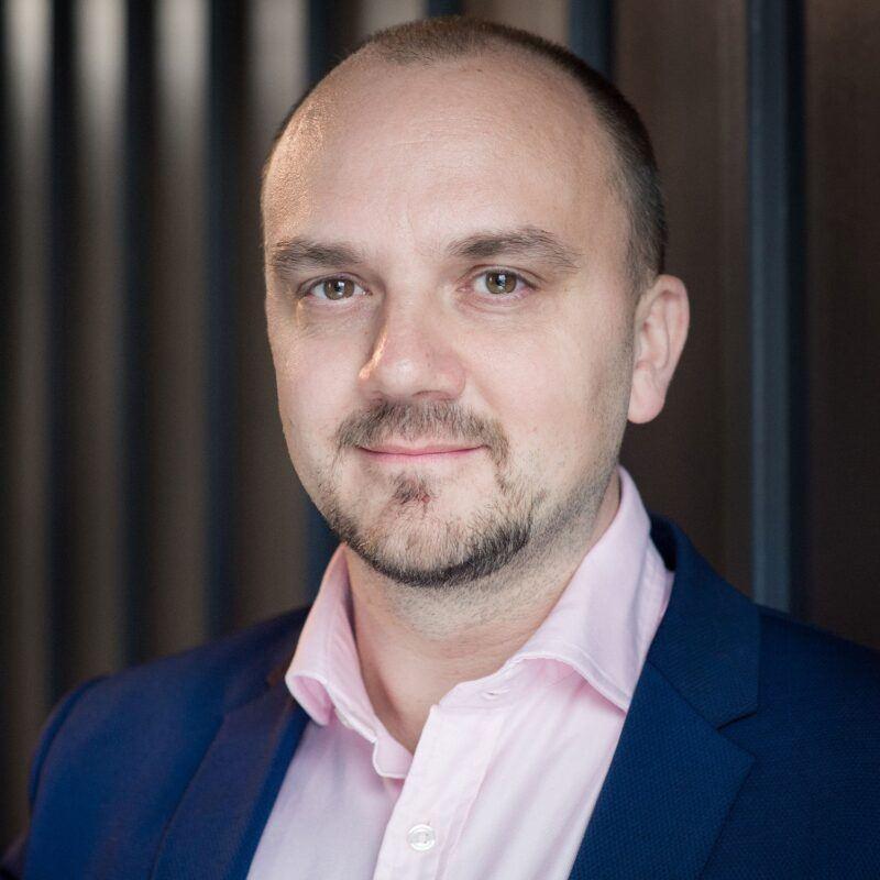 Zdenek Burda Chief Technology Officer