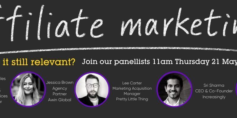Modo25 Panel Debate on Affiliate Marketing