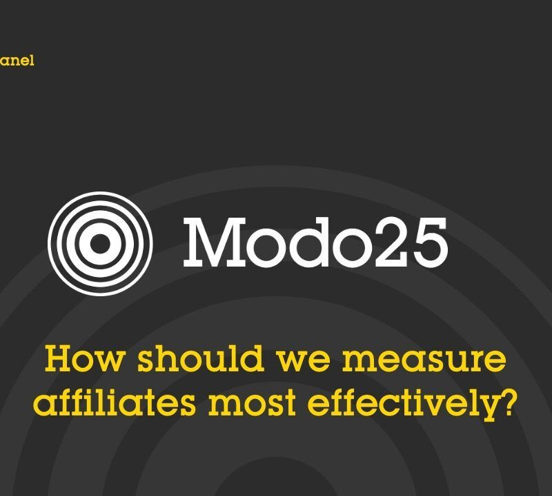 Modo25 Measuring Affiliates