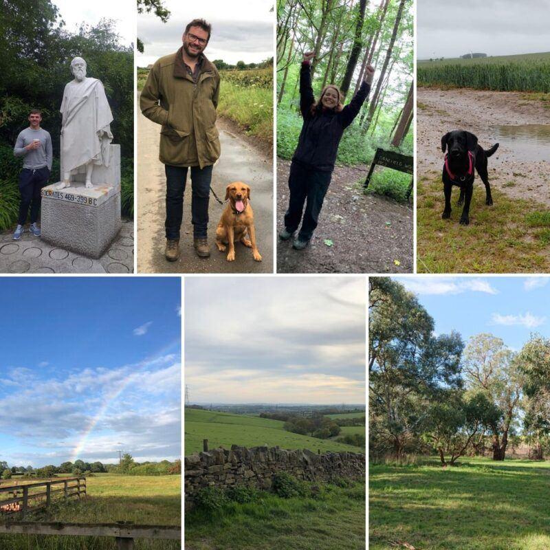 Raising money for 1moreChild in a virtual Yorkshire Three Peaks Challenge - Modo25