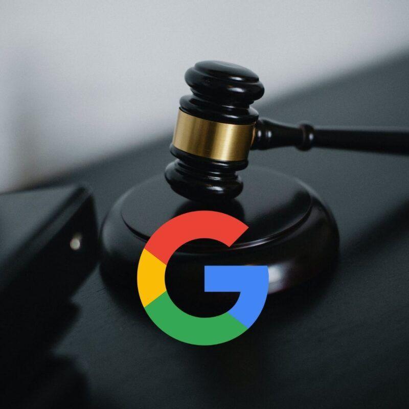 justice department files lawsuit against Google 2020