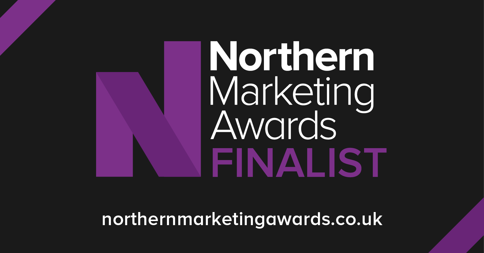 Modo25 shortlisted for Northern Marketing Award
