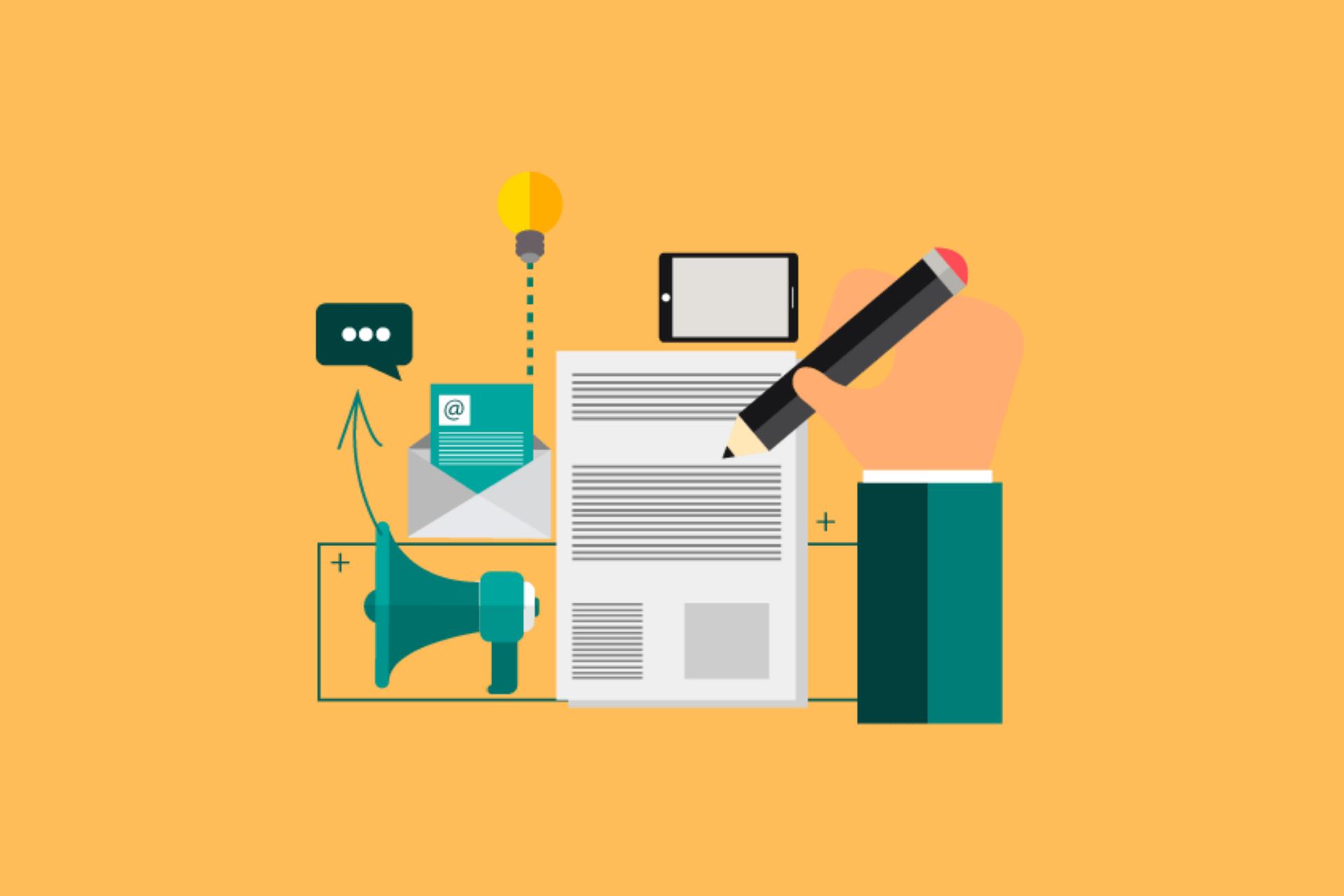 long-form vs short-form content visual