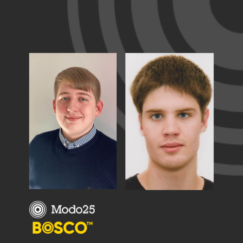 Meet our new Junior Marketing Data Analysts, Gleb & Jonny - Modo25