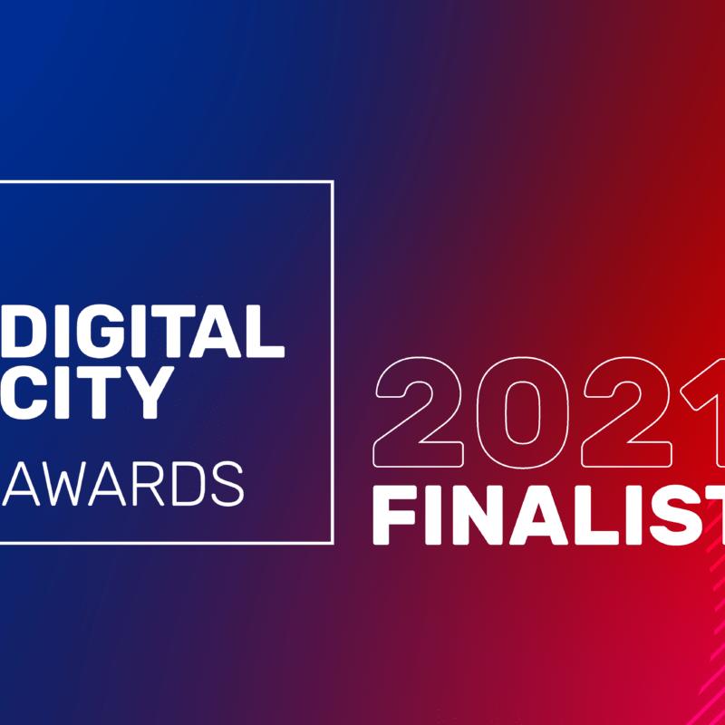 Modo25 nominated digital city festival awards 2021