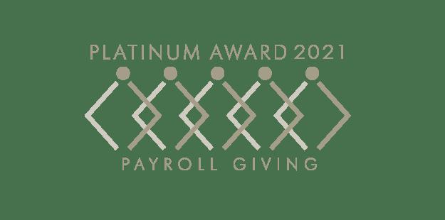 Modo25 awarded Platinum Quality Mark Award from Charities Trust