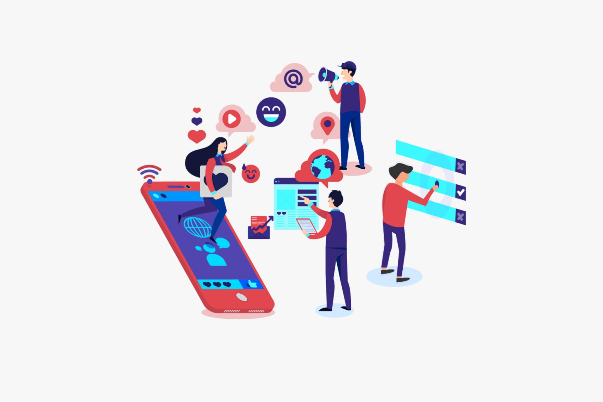 Digital Marketing basics, online media