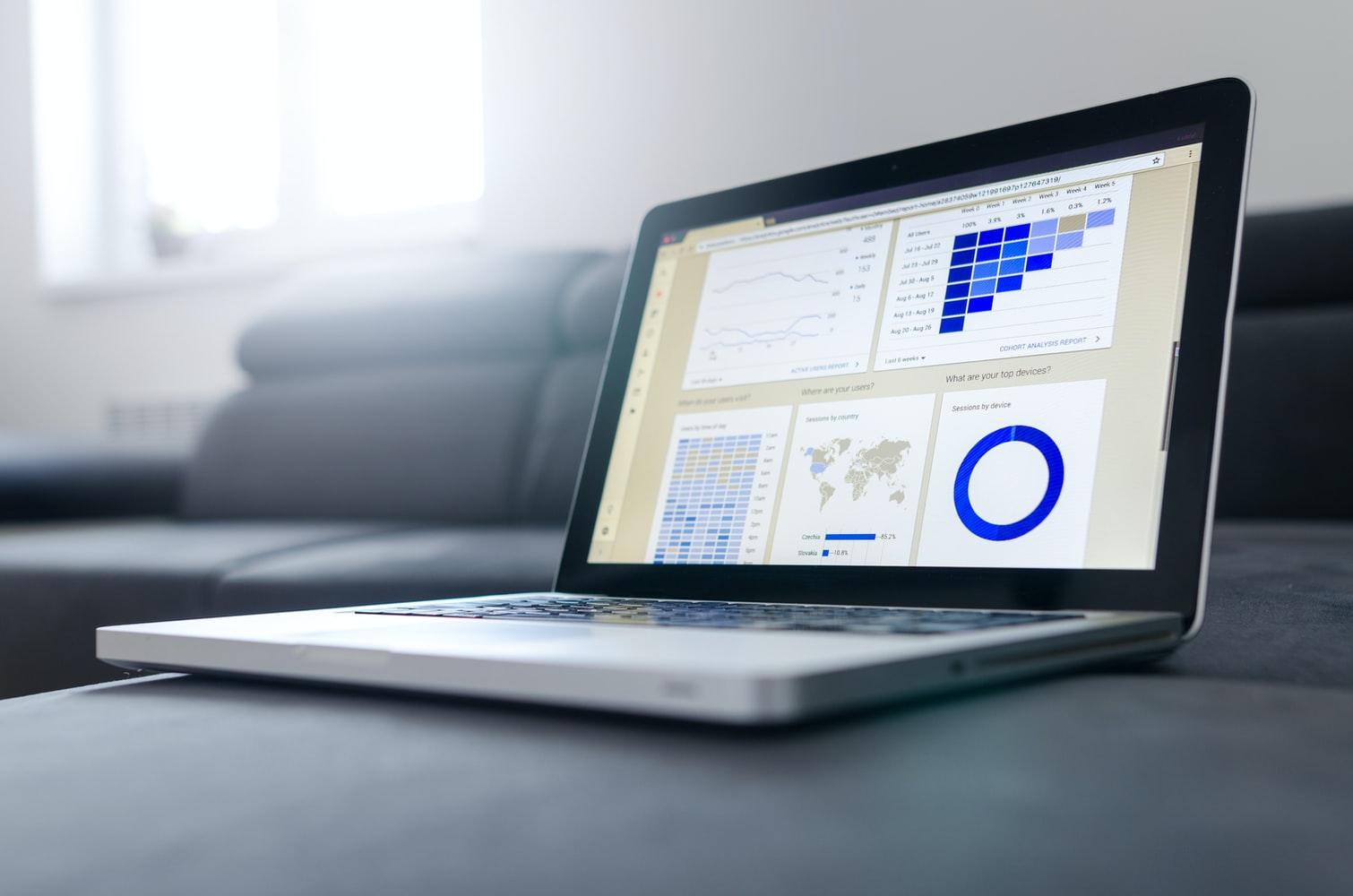 Compute with SEO metrics on screen