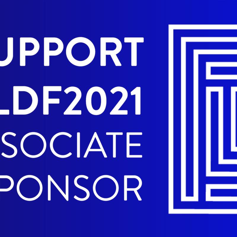Leeds Digital Fest official sponsor banner