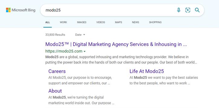Bing Modo25